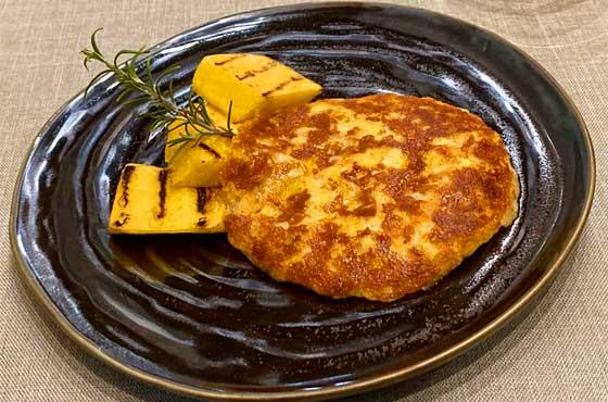 Frico con polenta grigliata TerraRossa Caneva